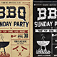 BBQ Sunday Party - GraphicRiver Item for Sale
