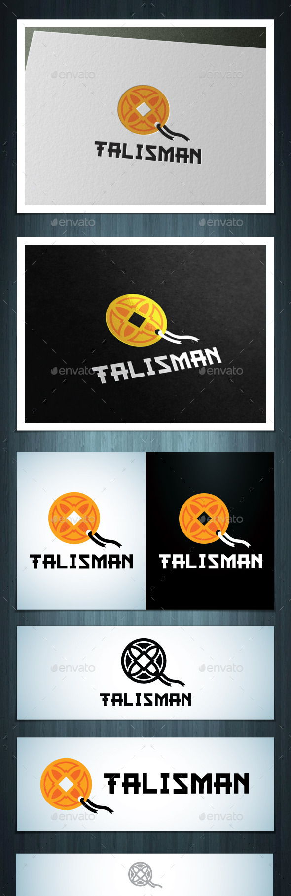 GraphicRiver Talisman 10528762