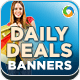 Daily Deals Banners - GraphicRiver Item for Sale