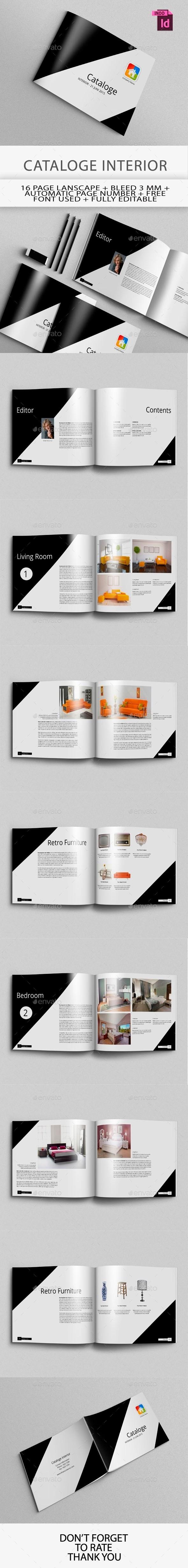 GraphicRiver Cataloge Interior 10529286