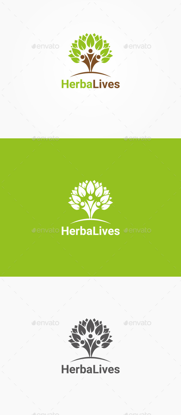 GraphicRiver Herbal Lives 10529487