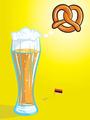 Beer and Pretzel - PhotoDune Item for Sale
