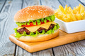 Burger - PhotoDune Item for Sale