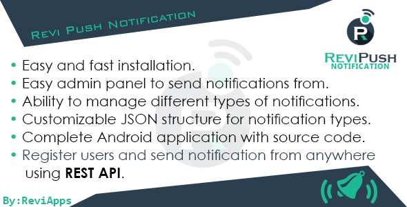 CodeCanyon Android Push Notification using GCM 10438688