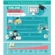 Online Education Infographics - GraphicRiver Item for Sale