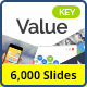 Value - Ultimate Keynote Template - GraphicRiver Item for Sale