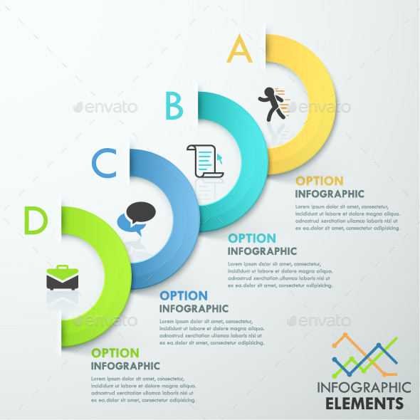 GraphicRiver Modern Infographic Options Template 10530361