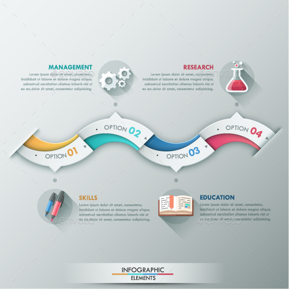 GraphicRiver Modern Infographic Options Template 10530412