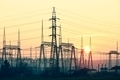 Electricity pylons - PhotoDune Item for Sale