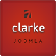 Clarke - Multi-Purpose Responsive Joomla Template - ThemeForest Item for Sale