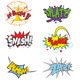 Comic Action Words - GraphicRiver Item for Sale