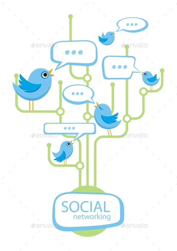 GraphicRiver Social Media Concept 10531742