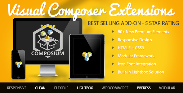 2. Visual Composer Extensions