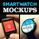 Smart Watch Mockups - 20 Real Photos Mockups - GraphicRiver Item for Sale