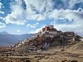 Buddhist monastery Tiksi India Himalayas Ladakh - PhotoDune Item for Sale