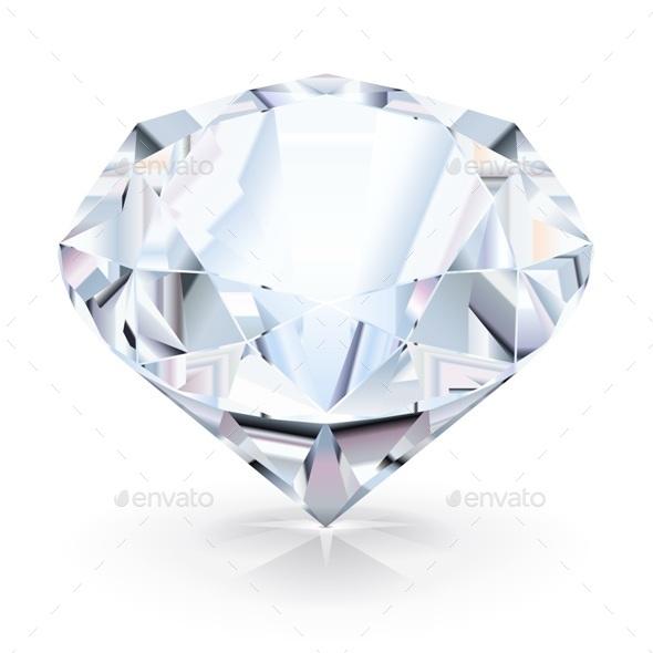 GraphicRiver Vector Diamond 10532597