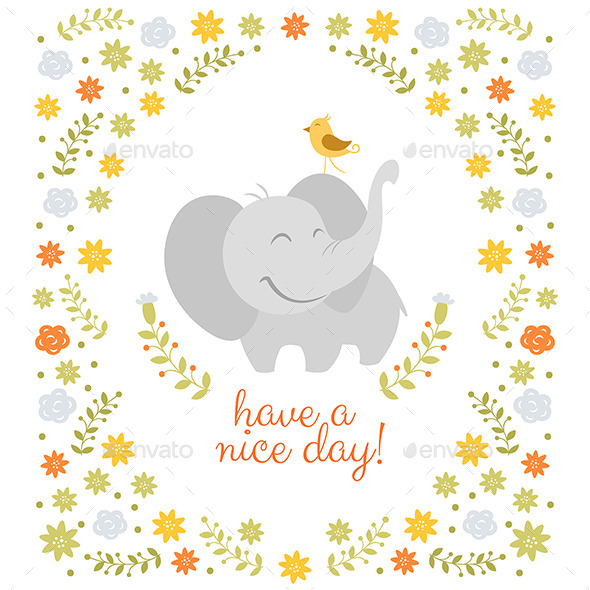 GraphicRiver Have a Nice Day Illustration 10532618