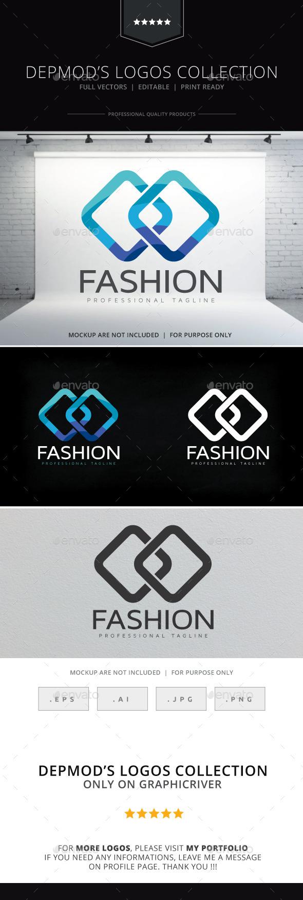 GraphicRiver Fashion Logo 10532776