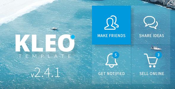 KLEO – Next level Premium WordPress Theme