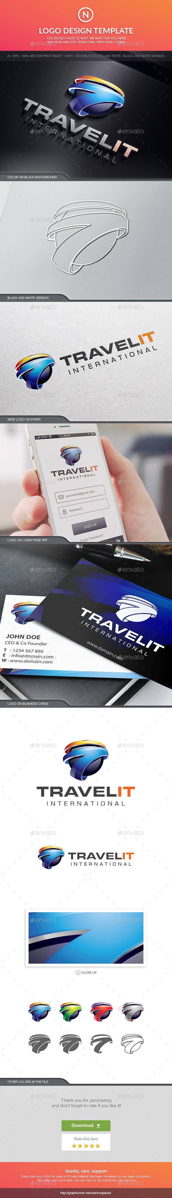 GraphicRiver Travelit 10533684