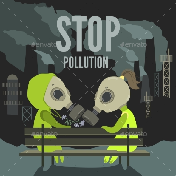 GraphicRiver Couple in Dirty Environment 10534131