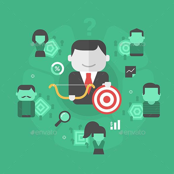 GraphicRiver Customers Segmentation 10534515