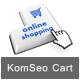 KomSeo Cart - Fast Loading Shopping Cart With SEO