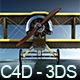 Fokker DII Aircraft - 3DOcean Item for Sale
