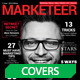Marketing Magazine Cover  - GraphicRiver Item for Sale