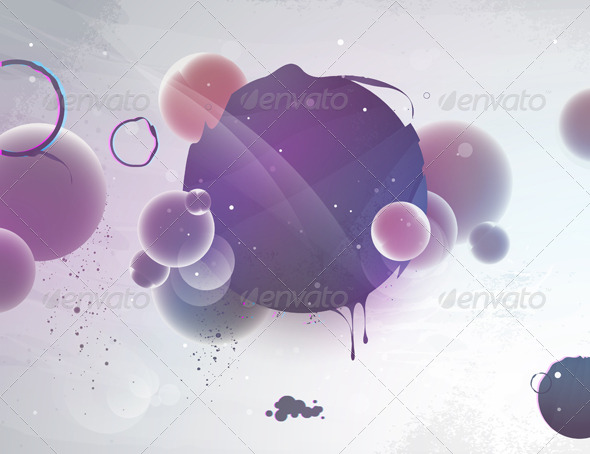 GraphicRiver Abstract form design elements design a fantastic 132268
