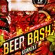 Flyer Beer Bash Konnekt - GraphicRiver Item for Sale