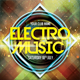 Electro Music #2 - GraphicRiver Item for Sale