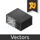Isometric Power Supply - GraphicRiver Item for Sale