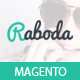 Raboda  - Responsive Magento Theme - ThemeForest Item for Sale