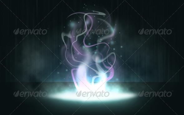 GraphicRiver Magic Smoke 33016