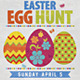 Easter Egg Hunt Flyer - GraphicRiver Item for Sale
