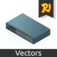 Isometric Switch - GraphicRiver Item for Sale