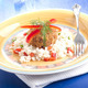 fish cake on rice with red bell pepper - PhotoDune Item for Sale