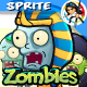 Zombies Sprite Sheets Pack-02 - GraphicRiver Item for Sale