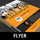 Catalyst Youth Summit Flyer Template - GraphicRiver Item for Sale