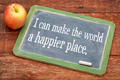 I can make the world a happier place - PhotoDune Item for Sale