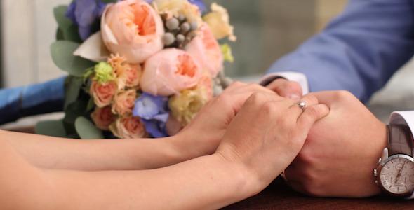 Wedding Hands