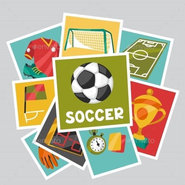 GraphicRiver Sports Background 10537530