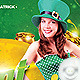 Flyer Saint Patrick's Weekend Party  - GraphicRiver Item for Sale
