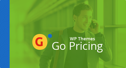 Go Pricing WP Themes