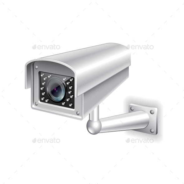 GraphicRiver Surveillance Camera 10539847