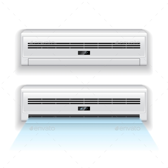 GraphicRiver Air Conditioner 10539848