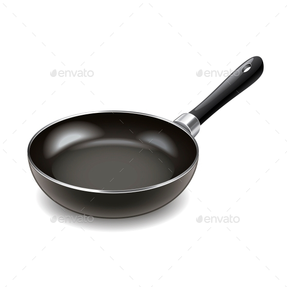 GraphicRiver Frying Pan 10539858