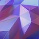 Purple Polygon Loop - VideoHive Item for Sale