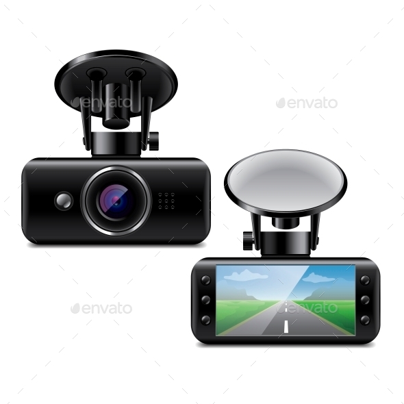 GraphicRiver Car DVR 10540148